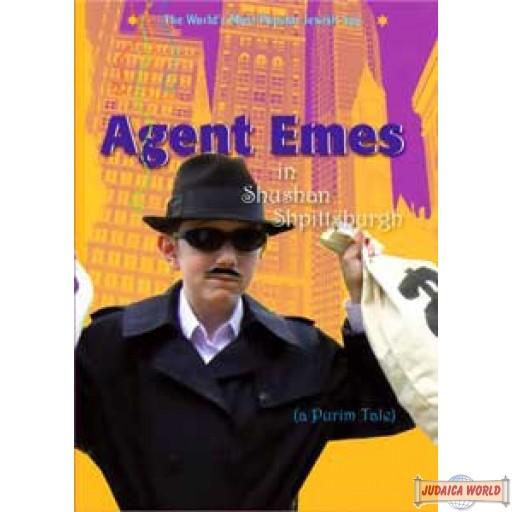 Agent Emes #11 - in Shushan Shpittsburgh - DVD