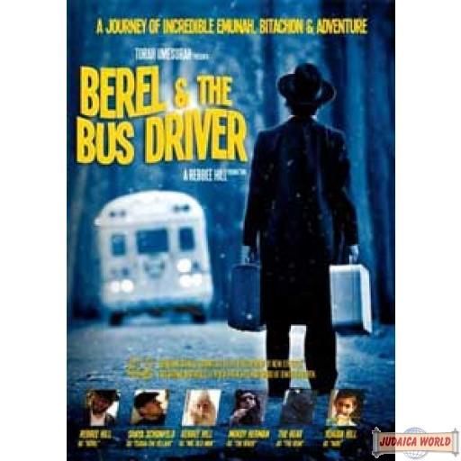 Berel & the Bus Driver DVD