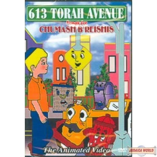 613 Torah Ave.  #1 - Songs for Chumash B'reishis DVD