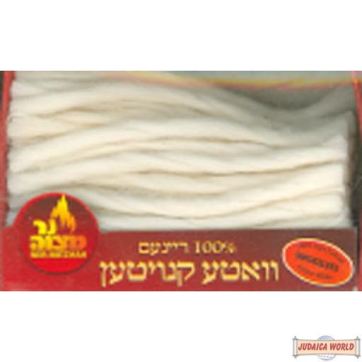 100% Cotton Wicks