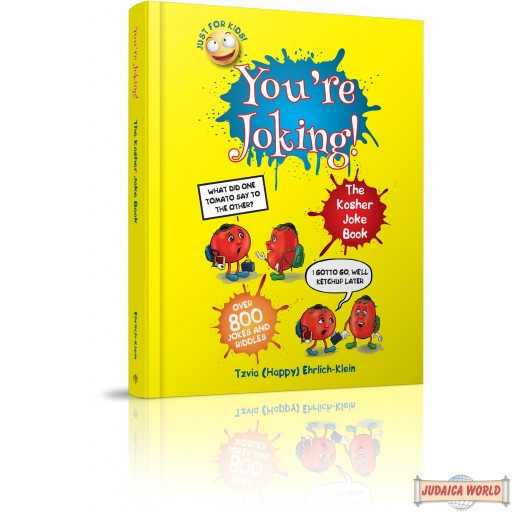 You're Joking! The kosher joke book