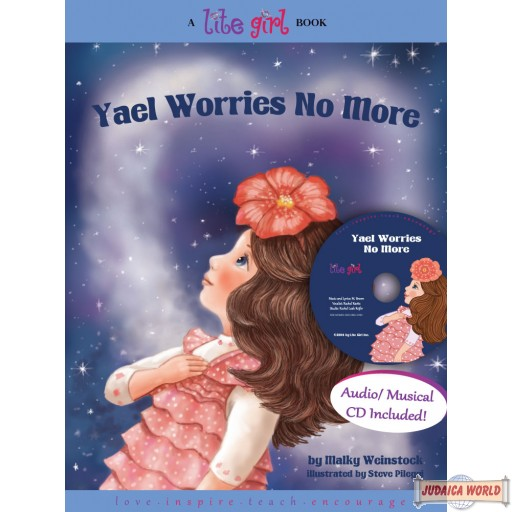 Yael Worries No More - book with C.D.