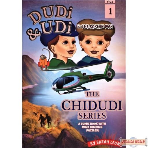 Dudi & Udi & The Korean War #1, Comics