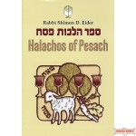 Halachos of Pesach