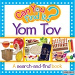 Can You Find It? Yom Tov, A search-and-find book