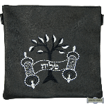 Leather Talis bag and/or Tefillin(s) Bags Style 270 BK
