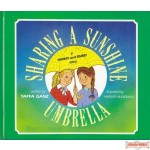 Sharing a Sunshine Umbrella - A Mimmy and Simmy Story
