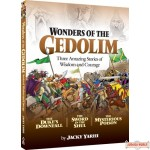 Wonders of the Gedolim, 3 Amazing Stories of Wisdom and Courage