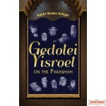 Gedolei Yisroel on the Parashah