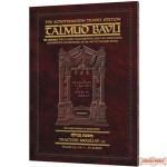 Schottenstein Travel Edition of the Talmud - English - Megillah #20B - (folios 17b-32a)
