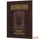 Schottenstein Travel Edition of the Talmud - English - Moed Katan B (folios 13a-29a)