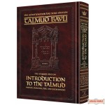 Introduction to the Talmud - English Daf Yomi Size, History, Personalities and Background