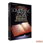 Something To Say - Softcover