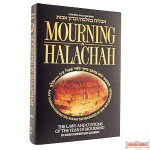 Mourning In Halachah - Hardcover