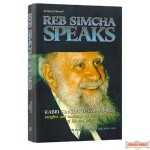 Reb Simcha Speaks - Hardcover