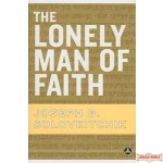 The Lonely Man Of Faith  Rabbi J.B. Soloveitchik