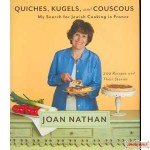 Quiches, Kigels and Couscous - Cookbook  (Joan Nathan)