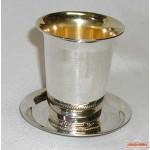 Rebbe's Silver Becher