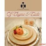 Of Thyme & Taste Cookbook