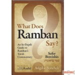 What Does Ramban Say? In-Depth Guide To Ramban's Torah Commentary
