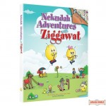 Nekudos Adventures With Ziggawat, 9 Exciting Tales In Junior Comic Style