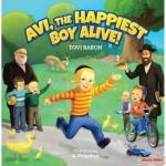 Avi, The Happiest Boy Alive