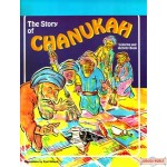 The Story of Chanukah - Coloring & Activity Book