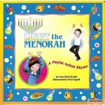 Light the Menorah, A Playful Action Rhyme