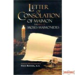 Letter of Consolation of Maimon