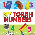 My Torah Numbers - Board book