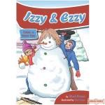 Izzy & Ezzy Enjoy a Snow Day