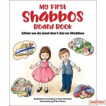 My First Shabbos Board Book