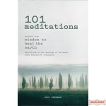101 Meditations, Selected from Wisdom to Heal the Earth