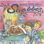 Boruch Learns Shabbos CD