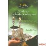 Guide to Sabbath Observance