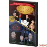 Shabbos Saves Yoseph *PLUS* The Hero DVD