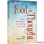 Food for Thought, Stories That Tantalize Your Spiritual Taste Buds