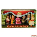 Purim Mentchees 5 Pc.