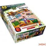 Mode Ani Boy Giant Floor Puzzle 48 pc.