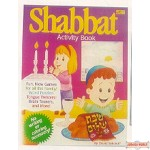Shabbat Activity Book