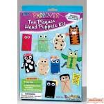 Passover Ten Plagues Hand Puppets Kit