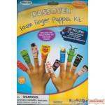 Passover Foam Finger Puppet Kit
