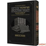 Kitzur Shulchan Aruch, Code of Jewish Law Vol 1 Chapters 1-34