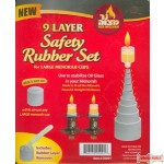 9 Layer Safety Rubber Set