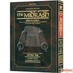Midrash Rabbah Bamidbar #2 Nasso(b), Chapter 6 through the end of Parshas Naso