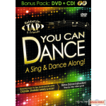 Rebbetzin Tap & Friends #3, You Can Dance DVD, A Sing & Dance along!