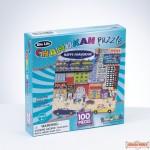 Chanukah Jigsaw Puzzle, 100 PC