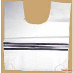 New  Lightweight Chabad Wool Talis Katan - 20""