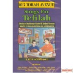 613 Torah Ave.  #5 - Songs for Tefilah  DVD