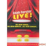 Leah Forster Live!   DVD